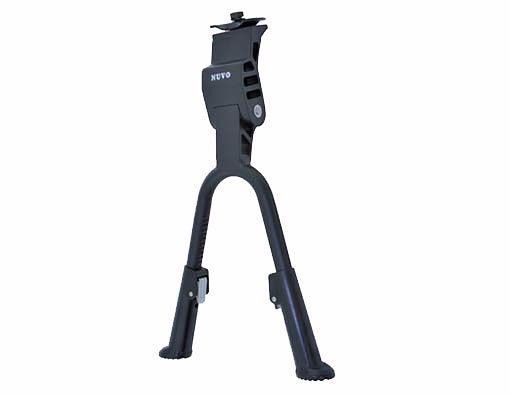 Kickstands 177837: Adjustable Alloy Double Bicycle Kickstand Black Mtb Bmx Cruiser Bike (183840) -> BUY IT NOW ONLY: $36.9 on eBay!
