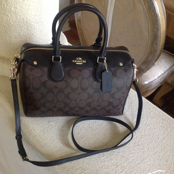 100% Authentic Coach Handbag Brand new with tags. 100% authentic coach handbag. Coach Bags