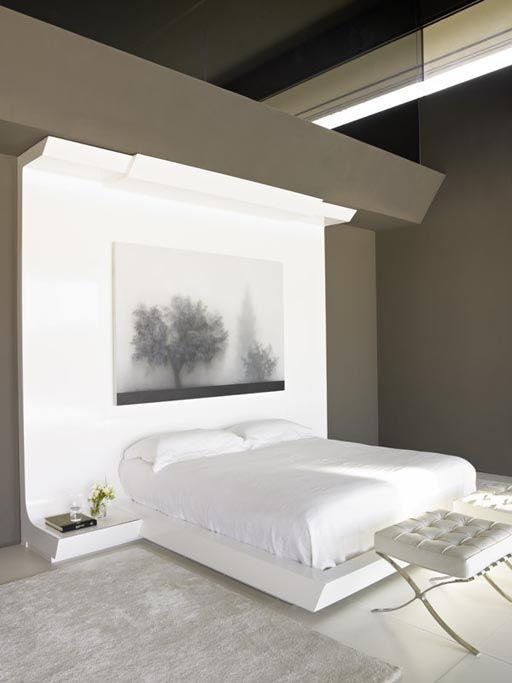 57 best minimalist interior images on pinterest bedroom for Minimalist bedroom pinterest