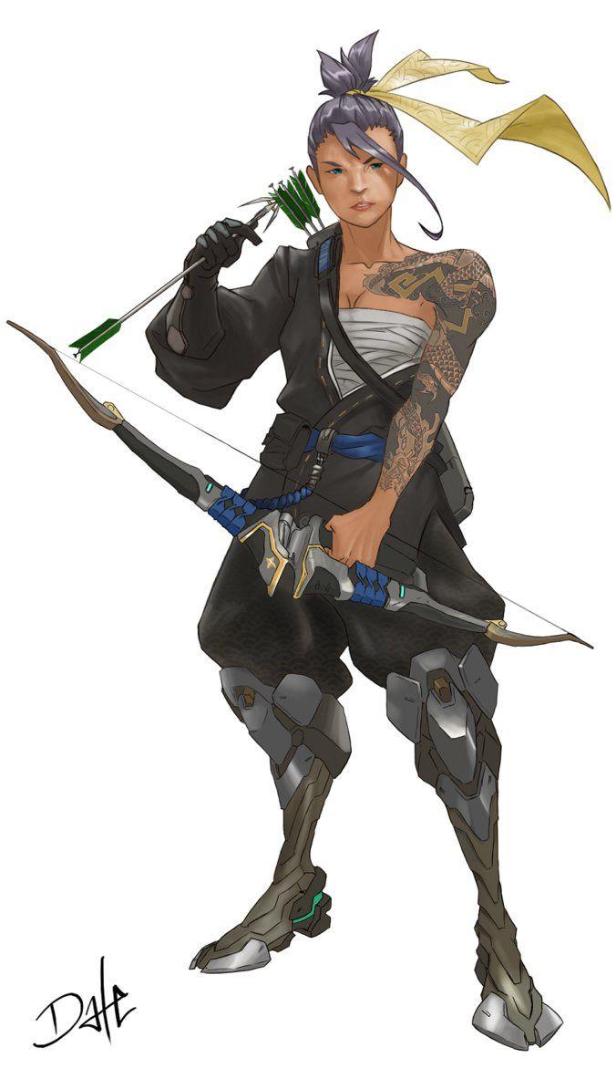 Overwatch Genderbend Hanzo Pesquisa Google Senhorito Matsu E