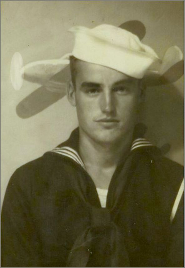 Hot Vintage Sailor