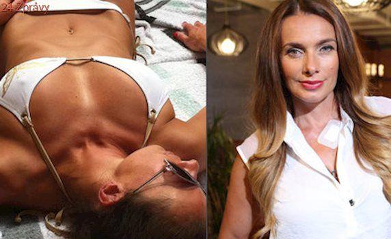 Vnadná herečka Alice Bendová: V turistickém ráji vystavila úžasné tělo!
