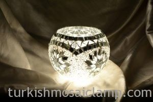 turkish mosaic candle holder (36) - Mosaic Turkish Lamps, Wholesale Turkish Mosaic Lamps, Ottoman Lamps, Turkish Lamps,Moroccon Lamp
