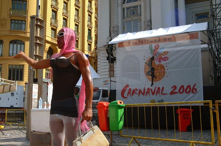 Carnaval in Rio De Janeiro