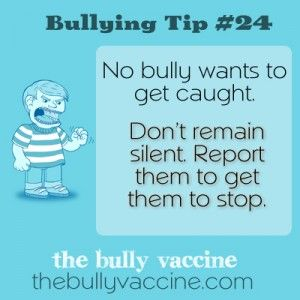 why bullying