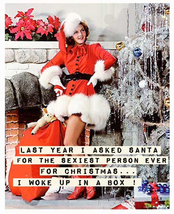 retro xmas funny....posted by  a.l.s