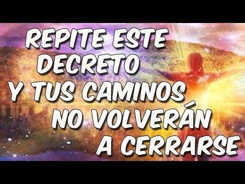PODEROSO DECRETO ABRE CAMINOS PARA CASOS DIFÍCILES - YouTube