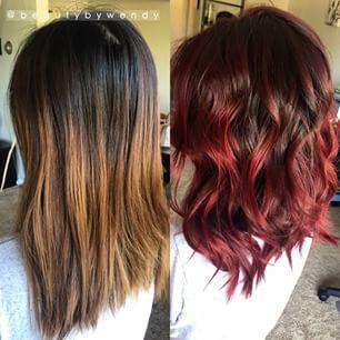 great transformation hair amp beauty pinterest hair