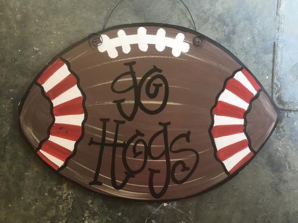 Go Hogs football