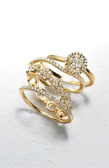 Pretty diamond rings http://rstyle.me/n/dxu5tnyg6