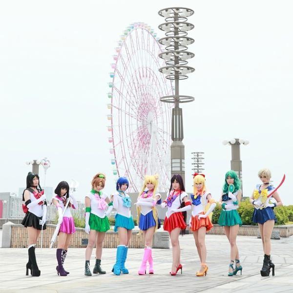Sailor Moon Cosplay || anime cosplay