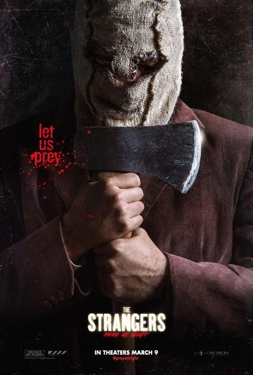 Watch The Strangers Prey At Night 2018 Movie Online Download The Strangers Prey At Night Full Movie Peliculas De Terror Carteles De Peliculas Peliculas