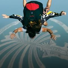 Soar like a bird over one of the most spectacular 'drop zones' in the world with Skydive Dubai, the leading diving company in the emirate.
