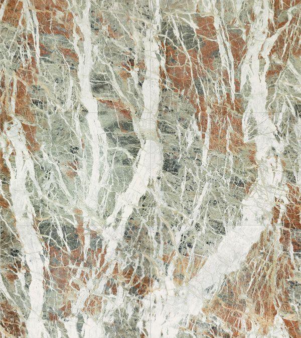 Mountain Stream Decorative Tiles Marble