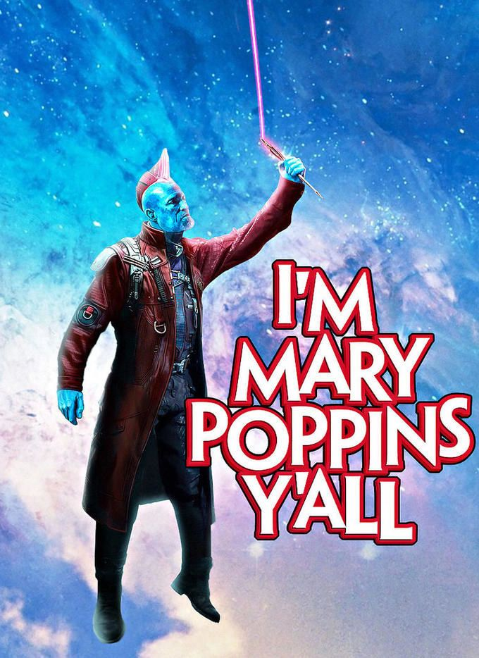Guardians Of The Galaxy Yondu Mary Poppins Marvel Superheroes Marvel Marvel Heroes