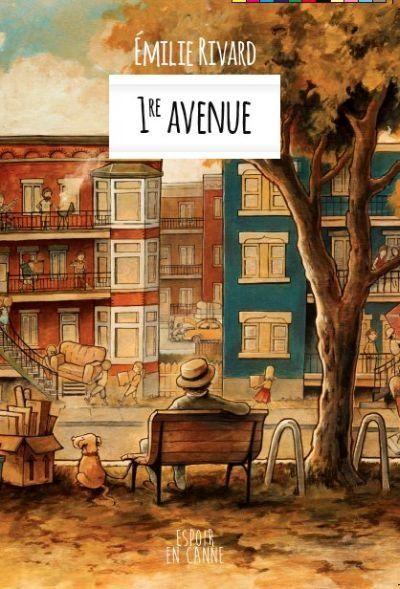 Critique de livre jeunesse : 1re avenue - Campagne pour la lecture Campagne pour la lecture