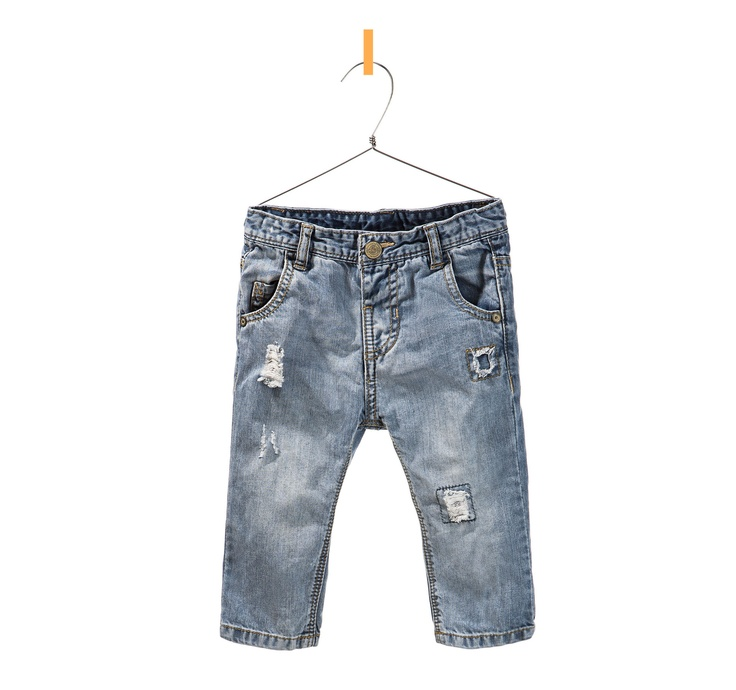 RIPPED JEANS - Jeans - Baby boy - Kids | ZARA United States - Images About Stuff To Buy On Pinterest Baby Halloween
