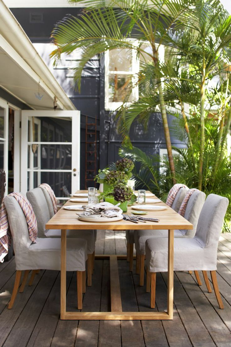Extending Outdoor Dining Table 17 Best Images About Outdoor Furniture On Pinterest Teak