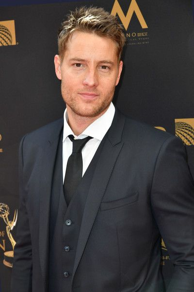 Justin Hartley Photos Photos - Actor Justin Hartley walks the red carpet at the 43rd Annual Daytime Emmy Awards at the Westin Bonaventure Hotel on May 1, 2016 in Los Angeles, California. - 2016 Daytime Emmy Awards - Arrivals