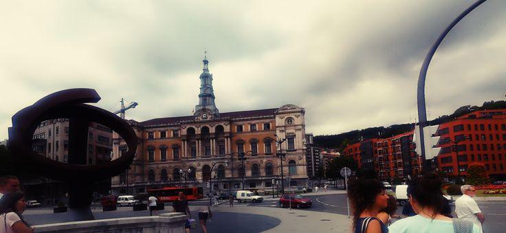 Bilbao wide shot