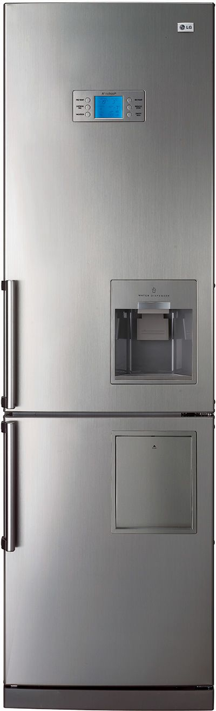 LG refrigerator - bottom freezer refrigerator