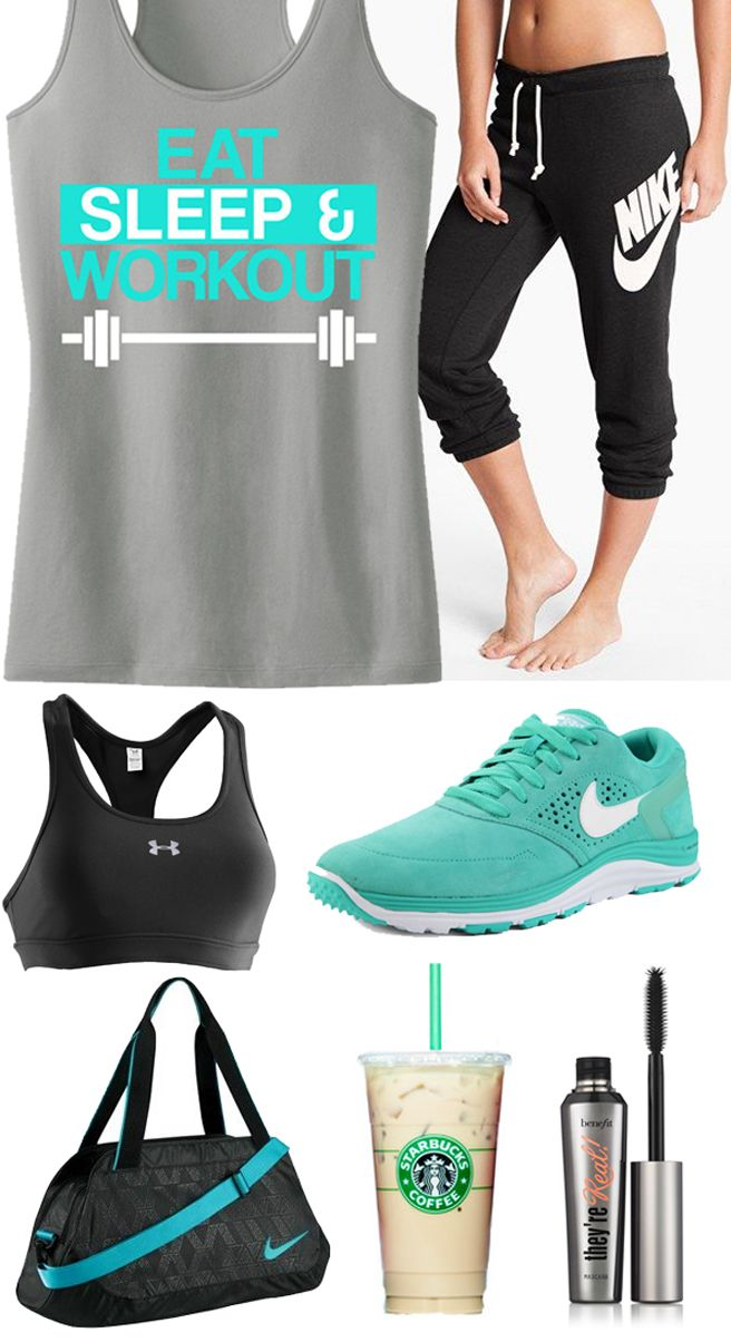 Cool mint themed #Workout #GymGear. EAT SLEEP & WORKOUT tank top by #NoBullWomanApparel $24.99 on Etsy. You deserve to look good while you train hard! Click to buy www.etsy.com/listing/177863389/eat-sleep-workout-tank-top-workout?ref=shop_home_active_16
