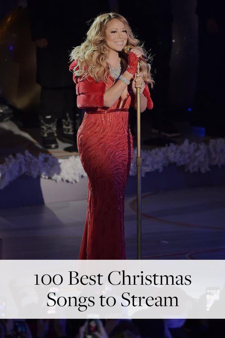 100 Christmas Songs to Stream All December Long via @PureWow
