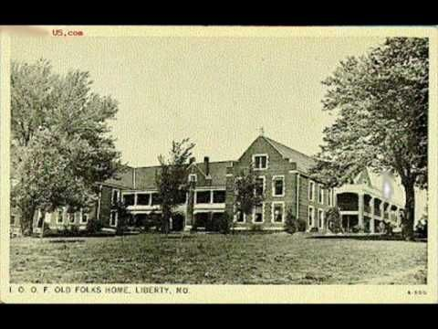Historic Odd Fellows Home - This video is kind of creepy, if you believe in this kind of thing.