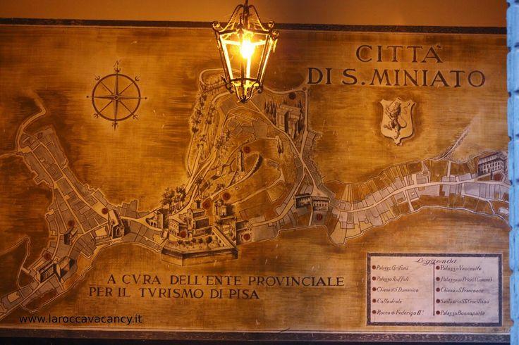 #acenacobacco17d2016 può essere l'occasione per conoscere la città di San Miniato PI. Lasciati coccolare dalla Campagna Toscana e dai suoi sapori. #baccoperbaccoitalia