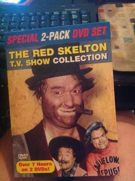 RED SKELTON TV. COLLECTION