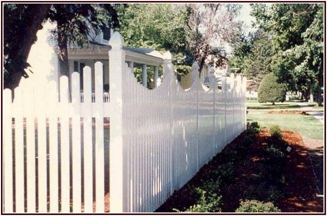 Portentous Vinyl Fence At Lowes