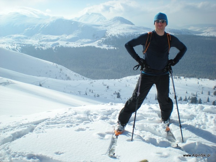Sławomir Bączek Instruktor narciarstwa wysokogórskiego, www.alpinski.pl
