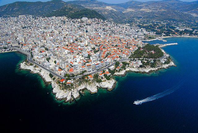 Kavala by Visit Greece, via Flickr