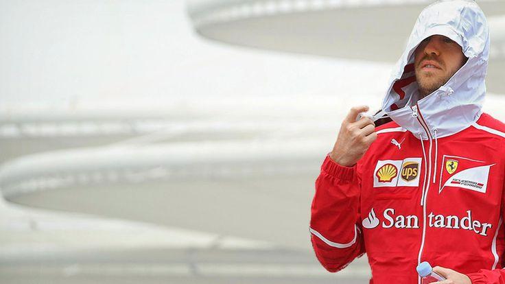 CHINA-CHAOS - Bremst der Nebel Vettel aus?
