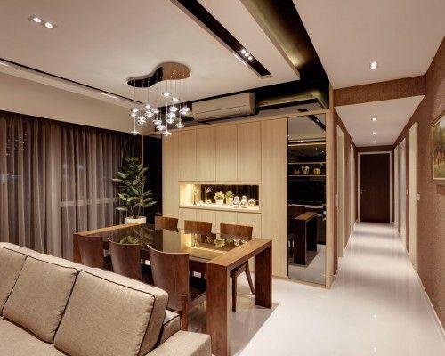 Minton,  Property Type: Condominium, Design Style: Contemporary, Renovation Cost: 60,000  http://www.renonation.sg/project/minton/