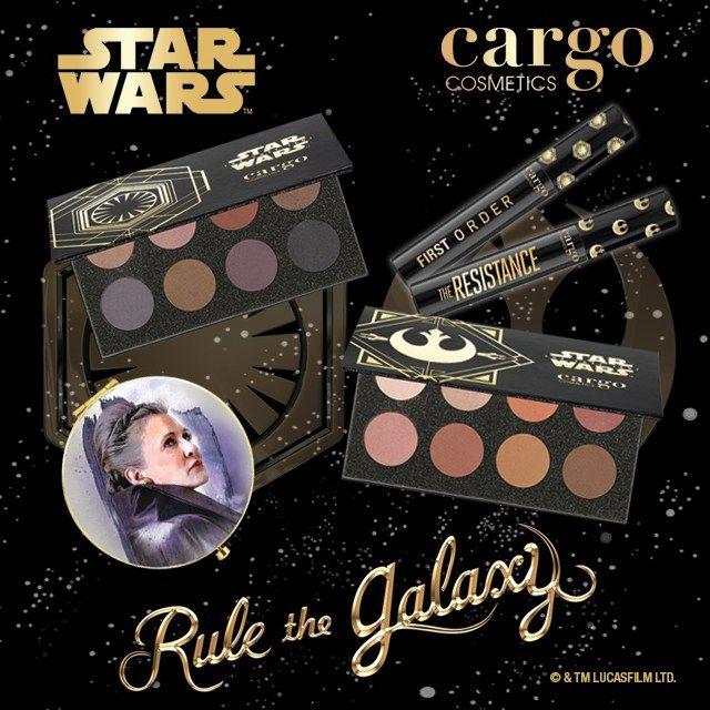 Cargo Cosmetics Announces 'Star Wars: The Last Jedi' Nail Polish Kit
