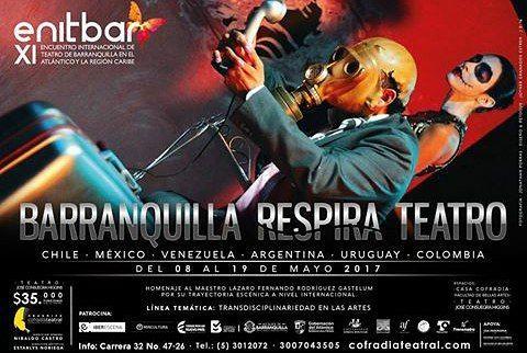 Me gusta el teatro porque es arte que atrapa sentimientos y expresa pensamientos! @barranquillacpt