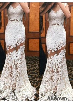 409a581486 AllGown Mermaid Long Prom Evening Dress T801524704744 | crochet ...