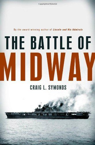"""The Battle of Midway"" by Craig L. Symonds is an excellent and thorough retelling of both the events and situations leading up to the turning point of the war in the Pacific during World War II, but also some of the inner workings of Allied and Japanese..."