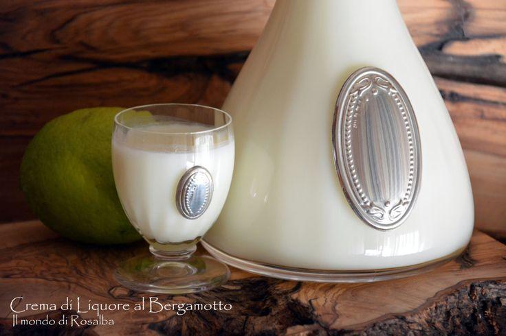 Crema di Liquore al Bergamotto