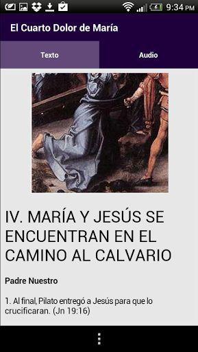 El orden de los siervos de María, o los siervos de María, fue fundado por siete hombres mercaderos florentinos en 1233 bajo la inspiración de Nuestra Senora de los Dolores. Durante siglos, la orden ha predicado sus penas. Una de las formas en que se fomente esta espiritualidad es rezando el Rosario de los siete dolores. Esta aplicación te ayuda a rezar el Rosario de Siete Dolores.<br>\n<br>\n<br>\n<br>\n