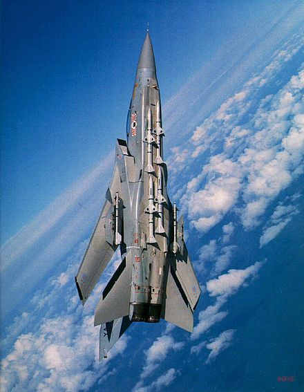 The Tornado ADV was designed to serve in the role of aninterceptoragainst the threat ofSovietbombers, rather than as anair superiority fighterfor engaging in prolongedair combat manoeuveringwith various types of enemy fighters.[9]In order to perform its anti-bomber primary mission, it was equipped with long rangebeyond visual rangemissiles such as theSkyflash, and later theAMRAAM; the aircraft also had the ability to stay aloft for long periods and remain over theNorth Seaand…