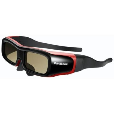 PANASONIC Adjustable active shutter 3D glasses - small size (TYEW3D2SE)