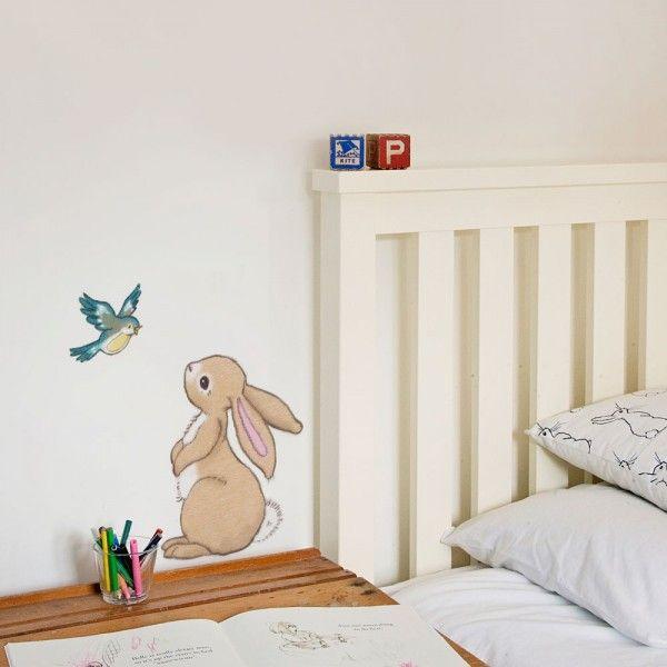 Boo & The Bluebird Wall Sticker
