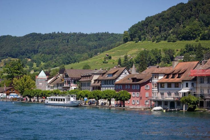 Stein am Rhein is one of the most charming small towns in Switzerland. With little more than 3,000 i