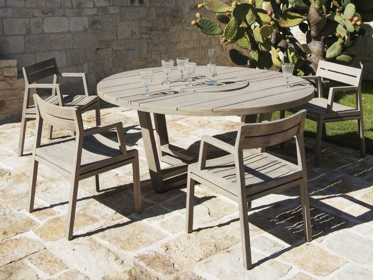 COSTES Dining meble Teak ETHIMO