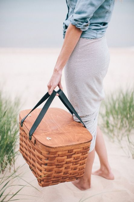 I want some type of picnic basket, I've always wanted one. Someone please get me this!!!