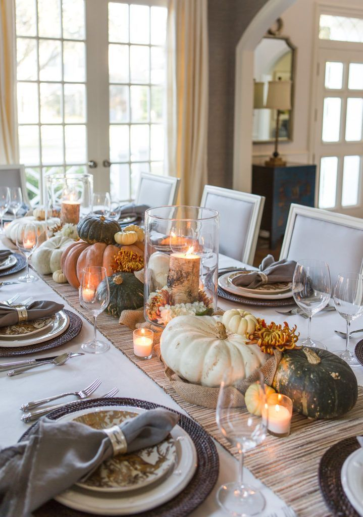 Easy And Elegant Thanksgiving Tablescape Thanksgiving Table Decor Elegant Thanksgiving Table Simple Thanksgiving Table Thanksgiving Table Decorations