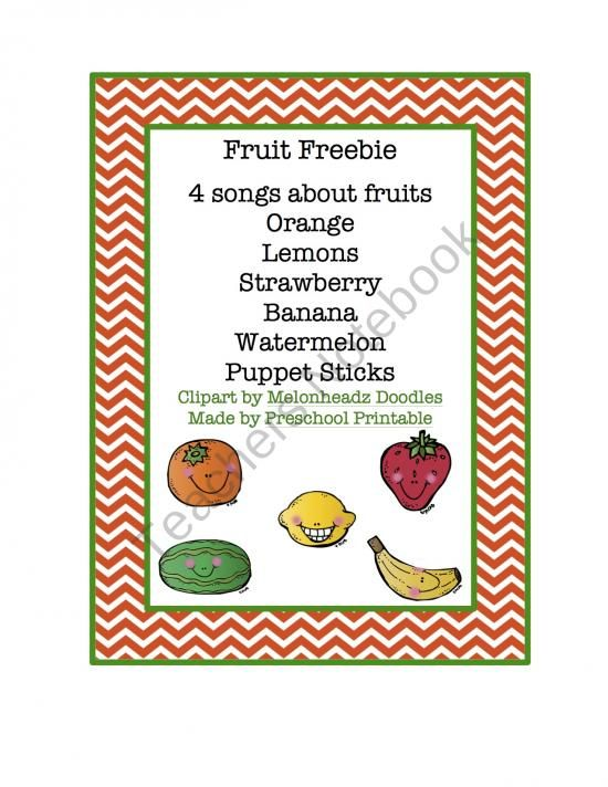fruits and vegetables nutrients fruit of the spirit song