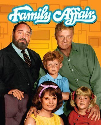 """This was probably one of my favorite shows when I was young ... """"Family Affair"""""""